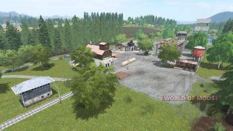 Tannenberg for Farming Simulator 2017