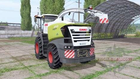 CLAAS Jaguar 950 for Farming Simulator 2017