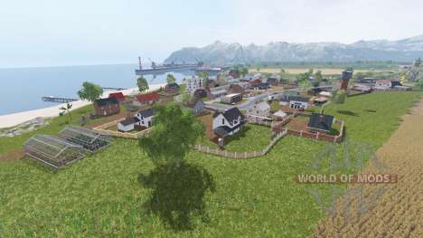 Gifts Of The Caucasus for Farming Simulator 2017