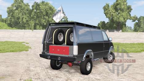 Gavril H-Series off-road v1.0.9 for BeamNG Drive