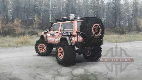 Jeep Cherokee for Spintires MudRunner