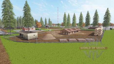 Old Mill Farms for Farming Simulator 2017