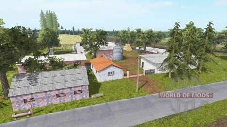 Farm valley for Farming Simulator 2017