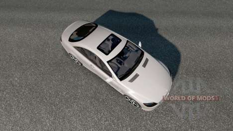 Mercedes-Benz CL 65 AMG (C216) 2007 for Euro Truck Simulator 2