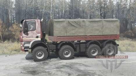 Tatra Phoenix T158 8x8 for Spintires MudRunner