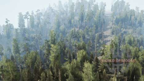 Busted Bridges for Spintires MudRunner
