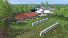 Unna District v2.6 for Farming Simulator 2015
