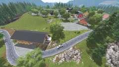 Tannenberg v1.1 for Farming Simulator 2017