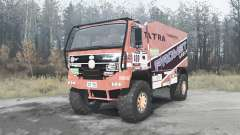 Tatra T815 4x4 Dakar for MudRunner