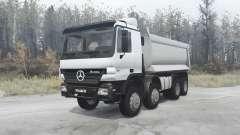 Mercedes-Benz Actros 4141 (MP2) 2003