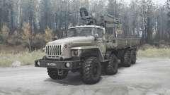 Ural 6614 v3.6 for MudRunner