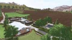 Higher Hills v2.0 for Farming Simulator 2017
