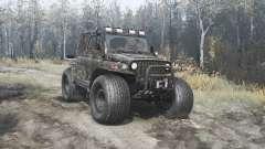 3151 UAZ TREKOL v1.2 for MudRunner