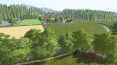 Woodshire v1.1 for Farming Simulator 2017