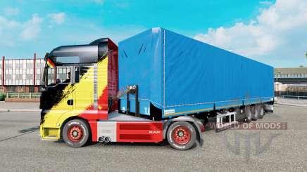 Treyler Tirsan v1.1 for Euro Truck Simulator 2