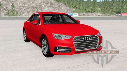 Audi A4 TFSI quattro S line (B9) 2016 for BeamNG Drive