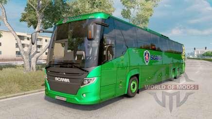 Scania Touring K410 for Euro Truck Simulator 2