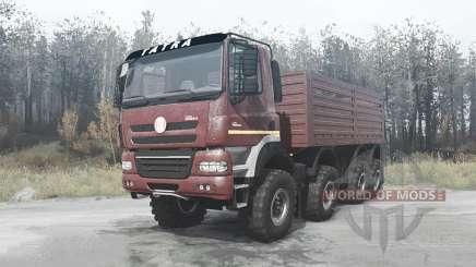Tatra Phoenix T158 8x8 for MudRunner