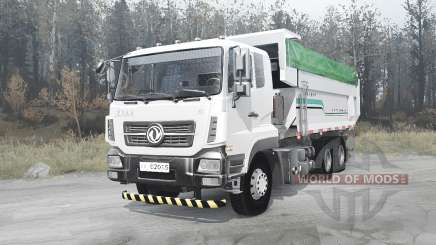Dongfeng KC for MudRunner