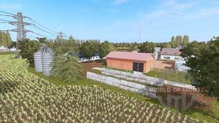 The Lublin region v3.0 for Farming Simulator 2017