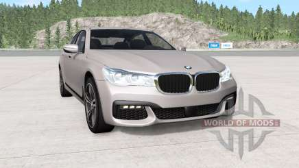 BMW 750i xDrive M Sport (G11) 2016 for BeamNG Drive