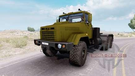 KrAZ 6446 2006 for American Truck Simulator