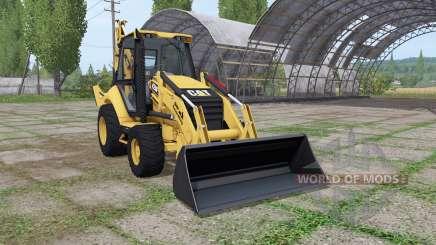 Caterpillar 420F IT for Farming Simulator 2017