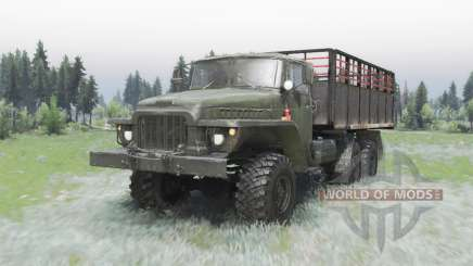 Ural 375 by AlexGuD for Spin Tires