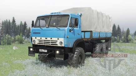 KamAZ 4310 v1.2 for Spin Tires