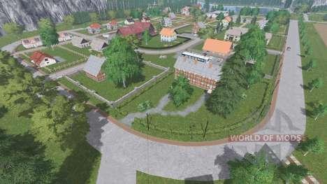 Hochebene Lindenthal for Farming Simulator 2017