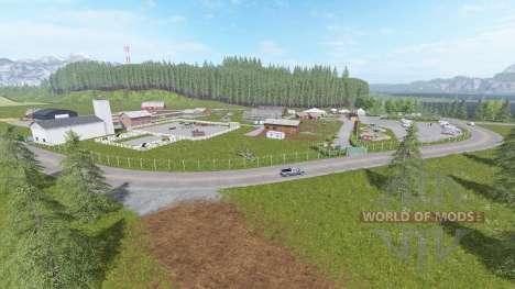 Woodmeadow Farm for Farming Simulator 2017
