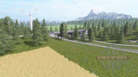 Poppendorfer Forst for Farming Simulator 2017