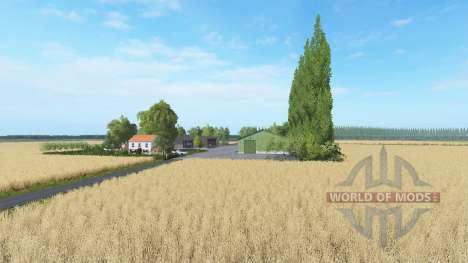Dutch Polder for Farming Simulator 2017