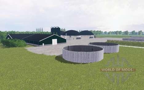 Friesland for Farming Simulator 2015