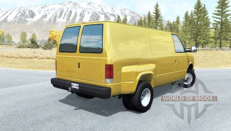 Gavril H-Series Vanster for BeamNG Drive