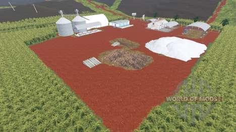 Fazenda Nova Fantinati for Farming Simulator 2017