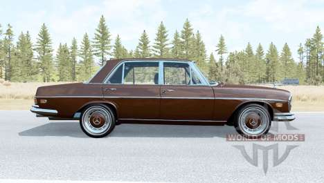 Mercedes-Benz 300 SEL 6.3 (W109) 1968 for BeamNG Drive