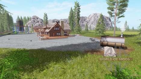 Small Wood for Farming Simulator 2017