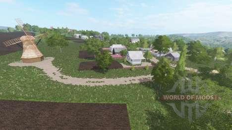 Petrovka for Farming Simulator 2017
