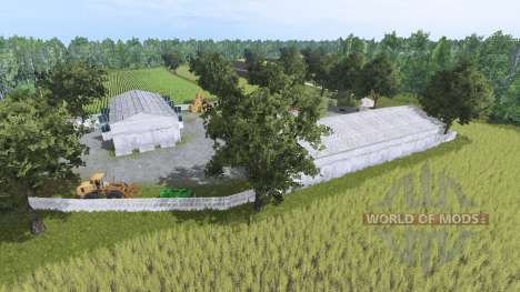 Bydlakowo v1.1 for Farming Simulator 2017