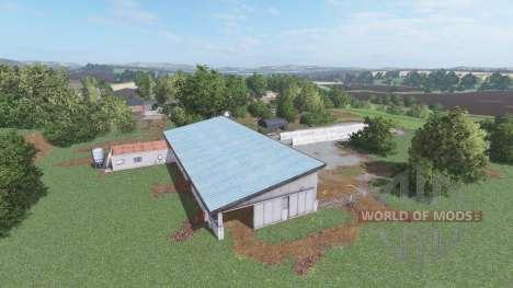Сhellington for Farming Simulator 2017