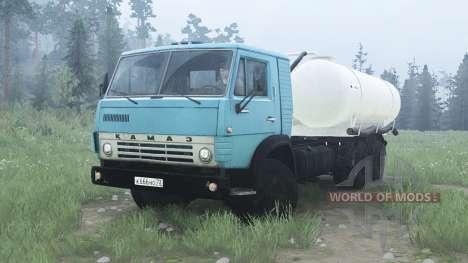 KamAZ 5321 for Spintires MudRunner