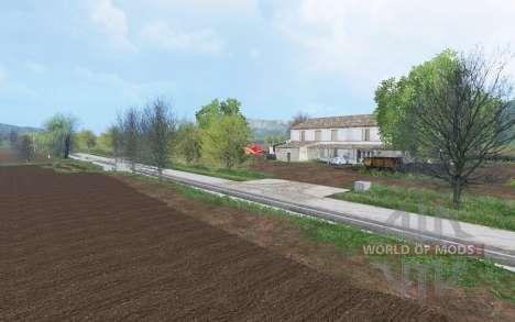 Agro Frost for Farming Simulator 2015
