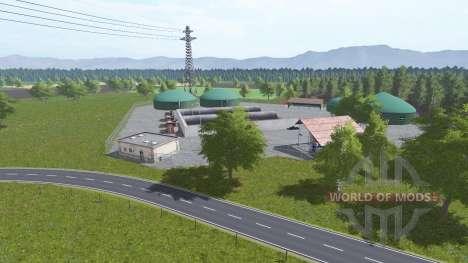 Emsland for Farming Simulator 2017