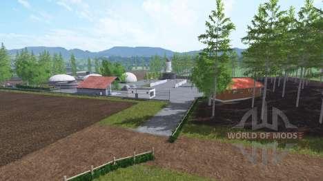 Vogelsberg for Farming Simulator 2017