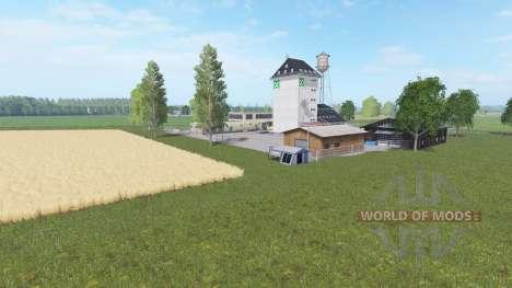 Biesbosch for Farming Simulator 2017