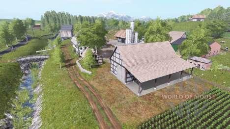 Altenstein for Farming Simulator 2017