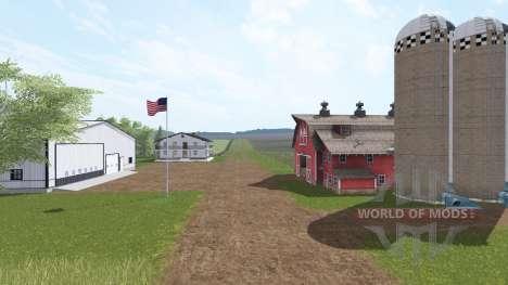Elkhorn Valley for Farming Simulator 2017