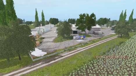 Mecklenburg-Vorpommern for Farming Simulator 2017