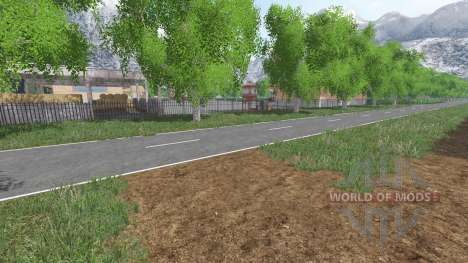 Sonnenfeld for Farming Simulator 2017